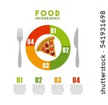 infographic presentation of... | Shutterstock .eps vector #541931698