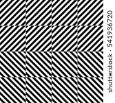 vector seamless pattern.... | Shutterstock .eps vector #541936720