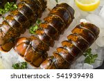 Raw Organic Fresh Lobster Tail...