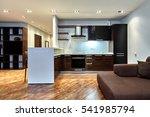 kitchen living room   Shutterstock . vector #541985794