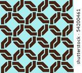 seamless pattern. | Shutterstock .eps vector #54200461