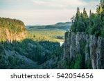 Ouimet Canyon Provincial Park, Thunder Bay, Ontario