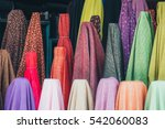 silk cloth for sale | Shutterstock . vector #542060083