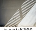 the sun is casting over the... | Shutterstock . vector #542102830