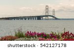 The Mackinac Bridge And...
