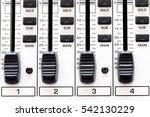 audiomischer | Shutterstock . vector #542130229