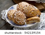 Russian Traditional Gingerbrea...