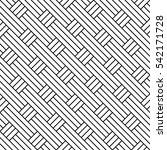 vector seamless texture. modern ... | Shutterstock .eps vector #542171728