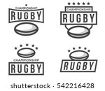 rugby team badges