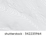 topographic map background... | Shutterstock .eps vector #542235964