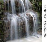 long exposure shot of the duden ... | Shutterstock . vector #54228271