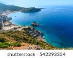 Morning Summer Ionian Sea Coas...