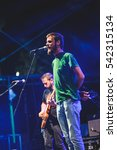 niksic  montenegro   august... | Shutterstock . vector #542315134