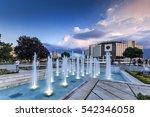 sofia  bulgaria   july 3  2016  ...   Shutterstock . vector #542346058