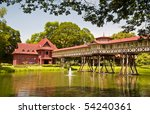 old palace   Shutterstock . vector #54240361