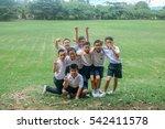 keningau  borneo   7 september... | Shutterstock . vector #542411578