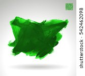 grunge vector abstract  ... | Shutterstock .eps vector #542462098