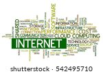 tag cloud containing words...   Shutterstock .eps vector #542495710