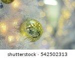 christmas background  christmas ... | Shutterstock . vector #542502313