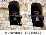 Church Bell With Two Bells
