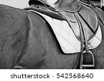 Picture Of A Saddle Seat On...