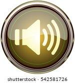 sound icon  vector illustration....