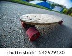 Ride On A Skateboard Sports...