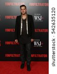 Small photo of NEW YORK-JULY 11: Director Brad Furman attends 'The Infiltrator' New York premiere at AMC Loews Lincoln Square 13 Theater on July 11, 2016 in New York City.