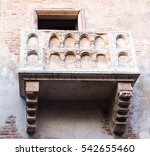 The Famous Antique Facade Of...