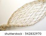 Fishnet Diagonal Detail On A...