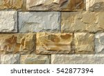 Yellow Natural Stone Facade ...