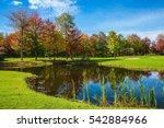 Park Of Fantastic Beauty. Golf ...