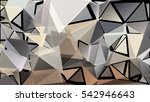 abstract pattern consisting of... | Shutterstock .eps vector #542946643