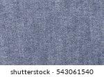 blue denim textile. surface of...   Shutterstock . vector #543061540