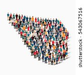 people map country navassa... | Shutterstock .eps vector #543067516