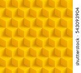 cube background  021   Shutterstock .eps vector #543093904