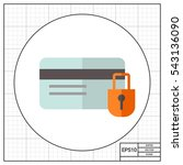 safe payment | Shutterstock .eps vector #543136090