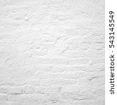 Abstract Rectangular White...