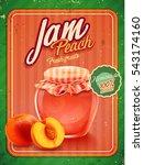 jam vintage banner   Shutterstock .eps vector #543174160