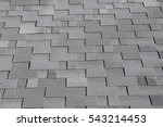 the roof shingles as a... | Shutterstock . vector #543214453