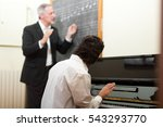 music lesson | Shutterstock . vector #543293770