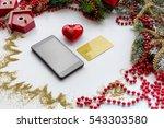 concept online shopping... | Shutterstock . vector #543303580