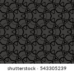 modern stylish texture.stylish... | Shutterstock .eps vector #543305239