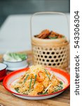 mixed crispy rice noodle   mee...