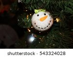Small photo of Christmas Ornament