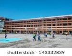 keningau  borneo   10 october... | Shutterstock . vector #543332839