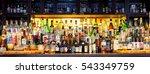new orleans   dec. 25  2016 ... | Shutterstock . vector #543349759