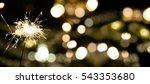 Sparkler   New Year   New Year...