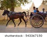 Bagan  Myanmar   Feb 19  2016....
