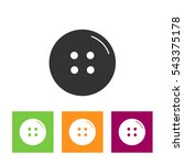 button design element | Shutterstock . vector #543375178